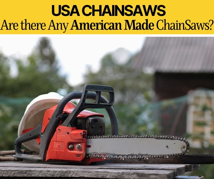 are there any american made chainsaws